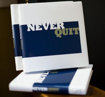 Book Never Quit