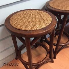 Stool in Brown