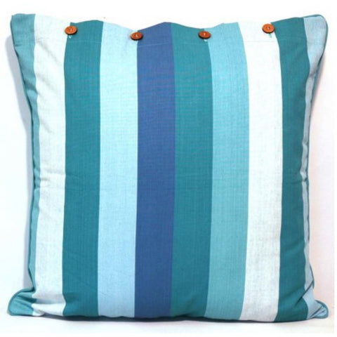 Cushion CS COVER ONLY AQ Coastal
