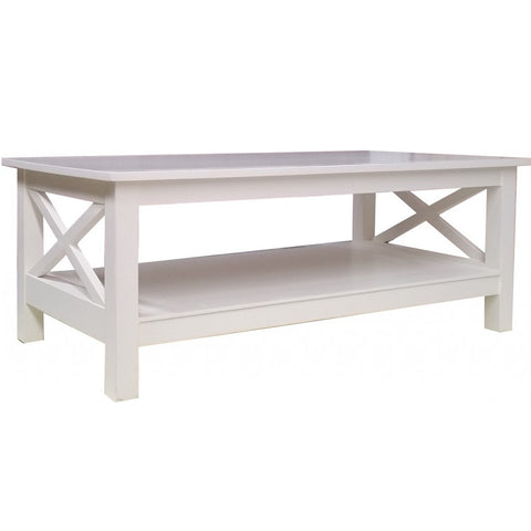 Hampton Cross Coffee Table