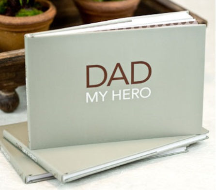 Book - Dad My Hero