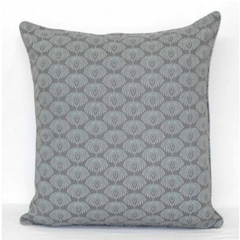 Cushion CS Cover Only GR Dew Drops Ash Grey