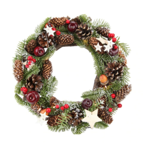 DD Filbert Timber  Wreath
