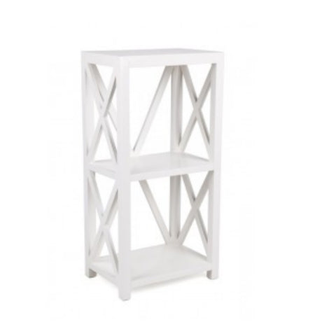 Hampton Cross Bookcase Small