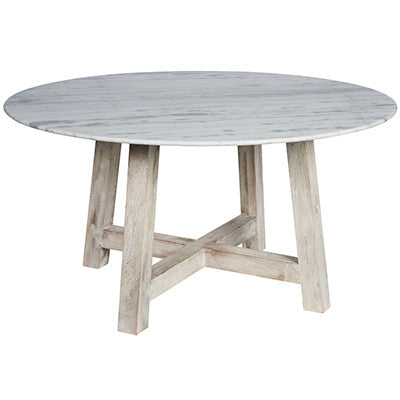 Table Lorne Round Marble Top