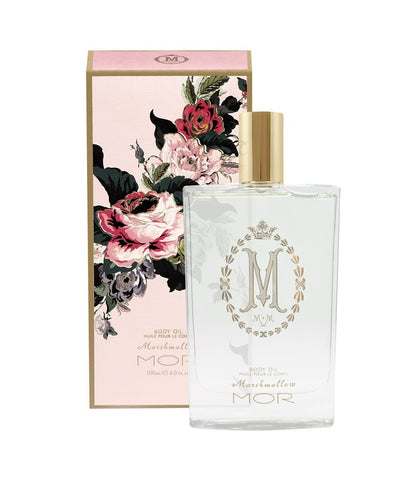 MOR LL Marshmallow Body Oil