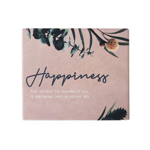 SP Native Collection Verse - Happiness