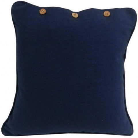 Cushion CS Cover Only NW Solid Navy