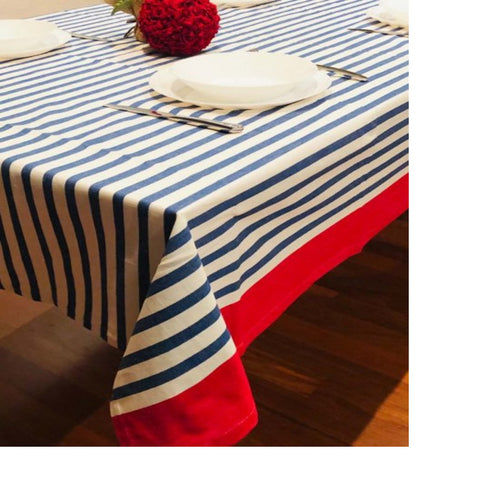 Tablecloth BL New York Red