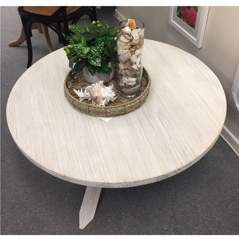 Coastal Cove Coffee Table Round