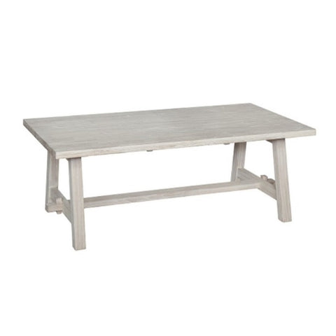 Coastal Cove Trestle Coffee Table