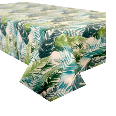 Tablecloth GR Coated Palm