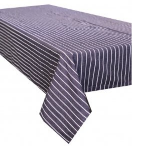 Tablecloth BL Navy Regatta