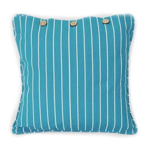 Cushion CS COVER ONLY AQ Regatta Turquoise