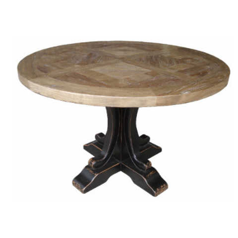 Table Ronde Black Base