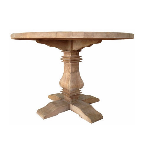 Natural Elm Dining Table