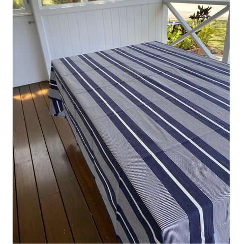 Tablecloth BL Finley Navy