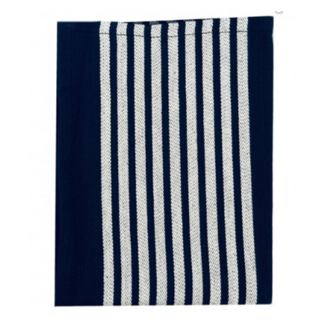 Tea Towel Yacht Navy