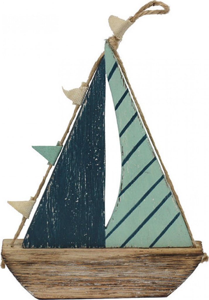 Sailboat Mini Stripe Small