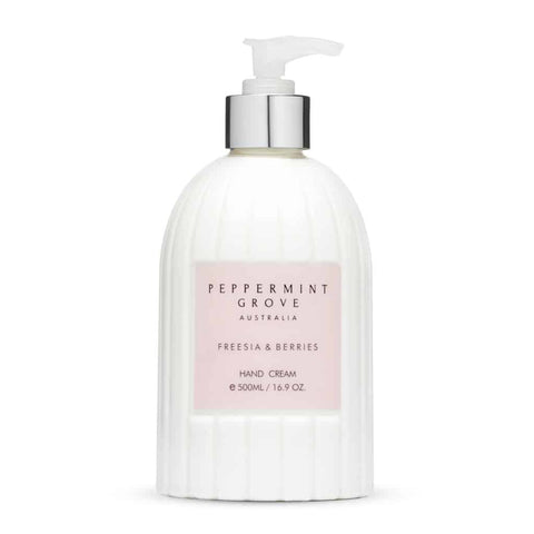 PG Hand & Body Cream PG Freesia & Berries
