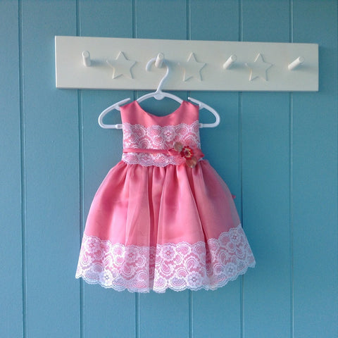 EK Dress Trixi Coral Size 0