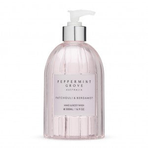 PG Hand & Body Wash PG Patchouli & Bergamont