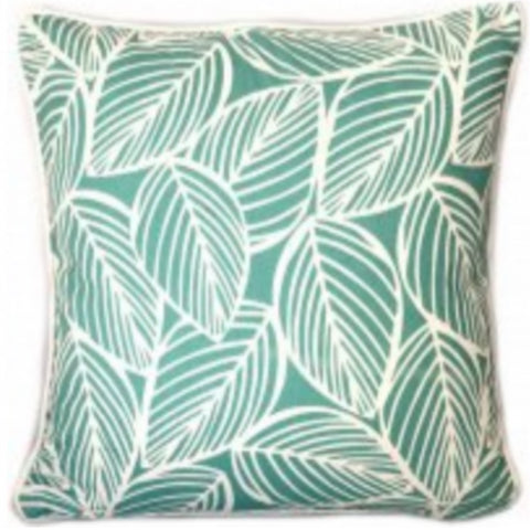 Cushion CS COVER ONLY AQ Fond Sea Green