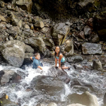 Sacred Mountain Half or Full Day Excursion to Yeh Mampeh Waterfall