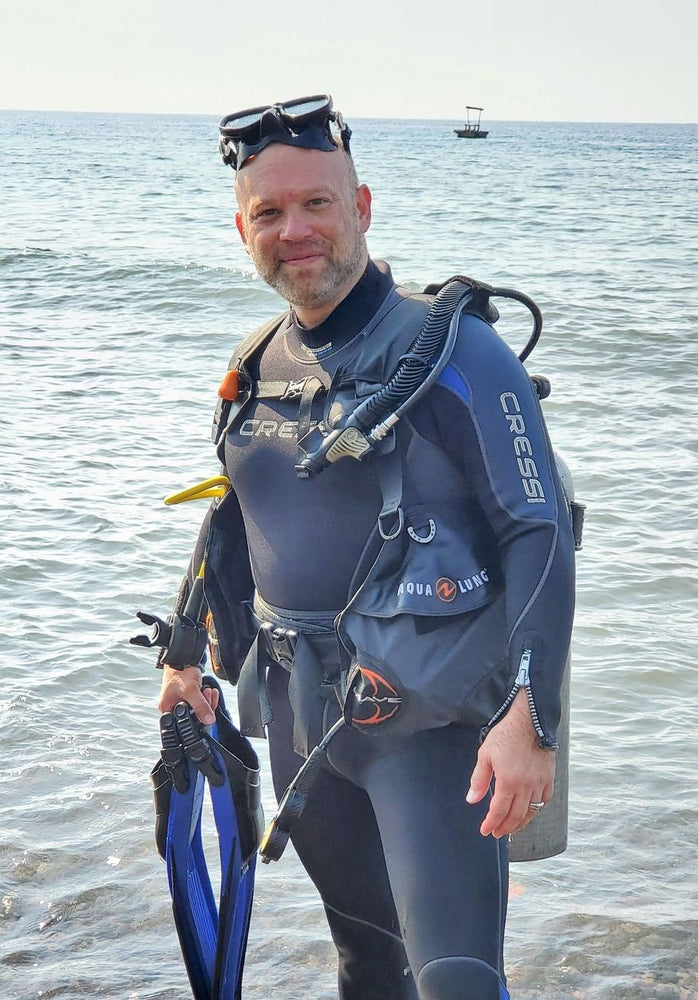 Scuba Equipment Rental