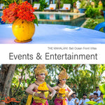 Events + Entertainment