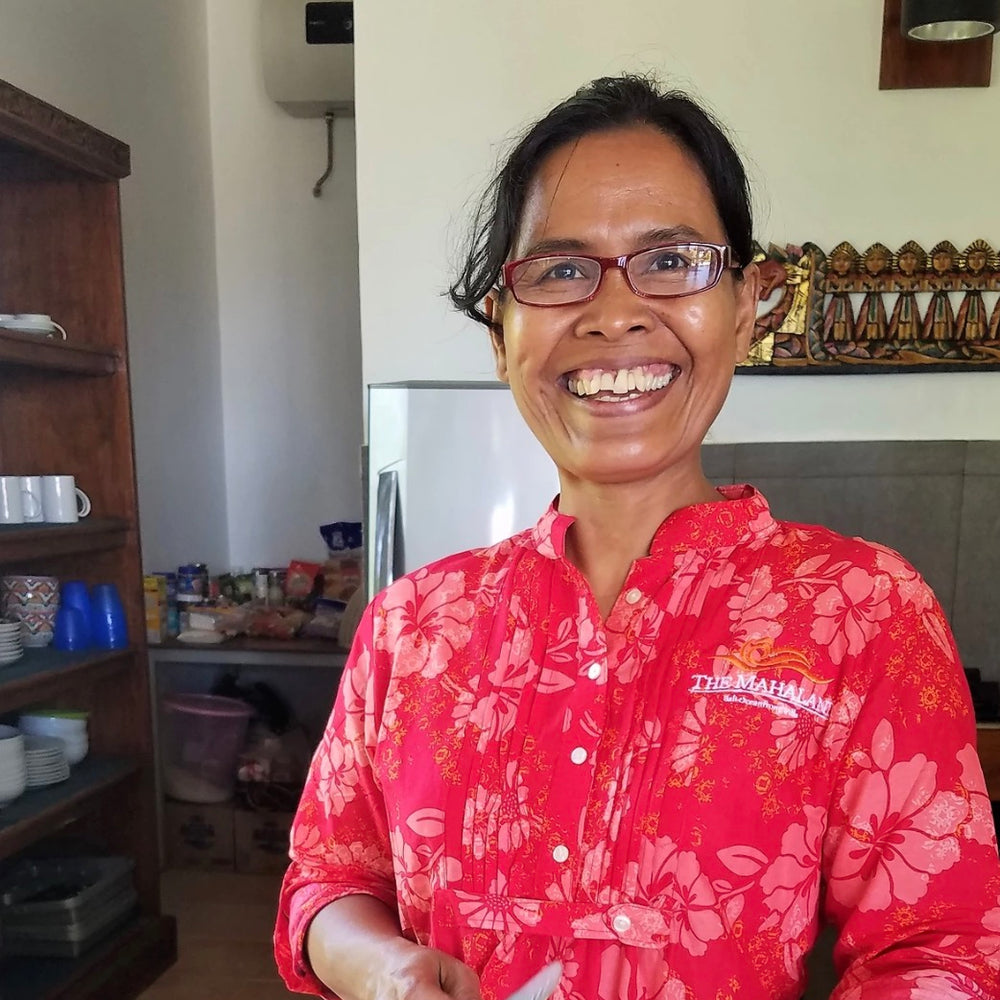 Cooking with Ketut - Complimentary