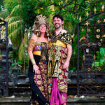 Balinese Wedding Clothing Rental + Makeup