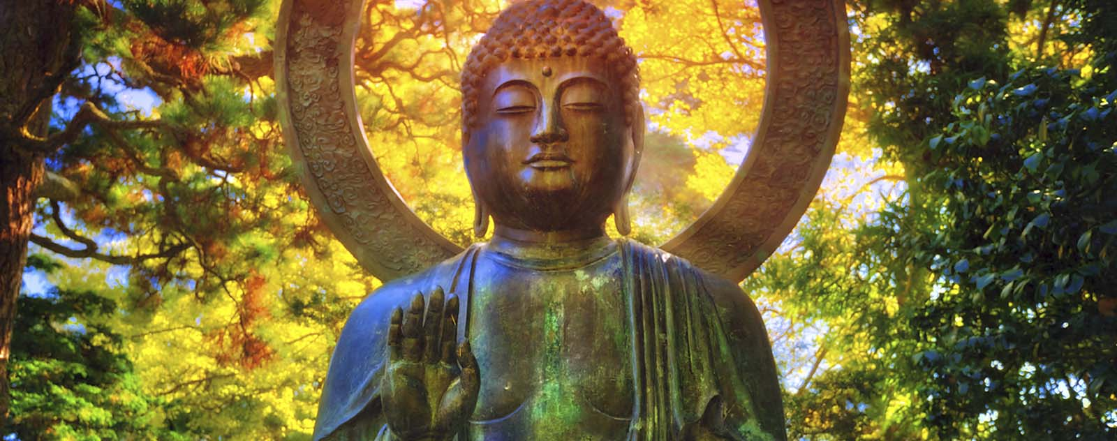Positions et postures du Bouddha : Signification