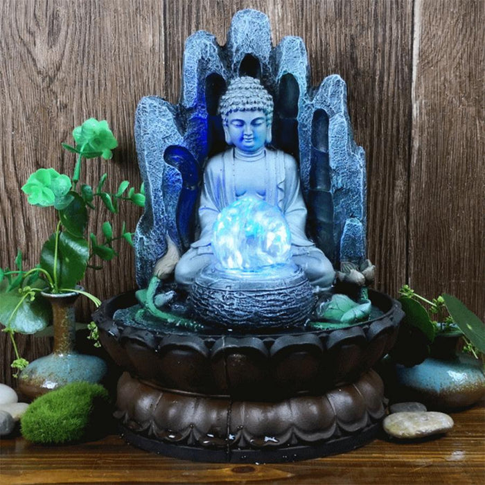 Fontaine Bouddha Humidificateur d'Air