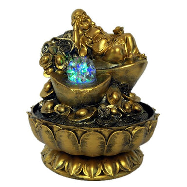 Fontaine Bouddha <br> Feng Shui