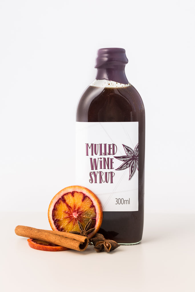 Mulled Wine Syrup 300 ML