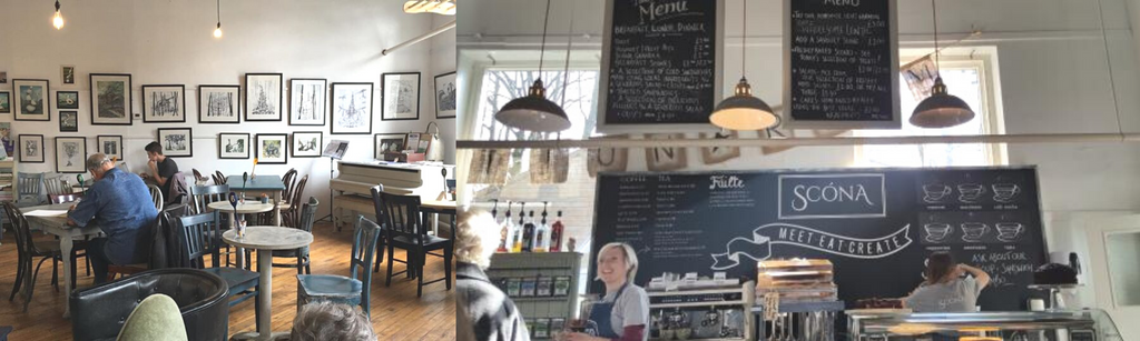 Best places to eat Uppermill Oldham Reclamation Room