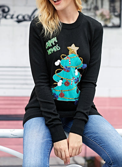 Christmas Snowman Sweater