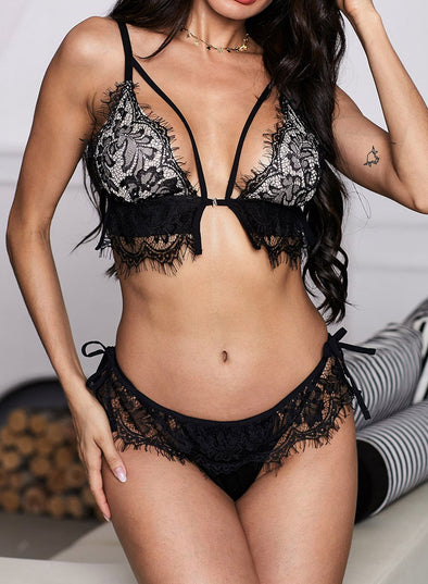 Lace Sexy Lingerie Set