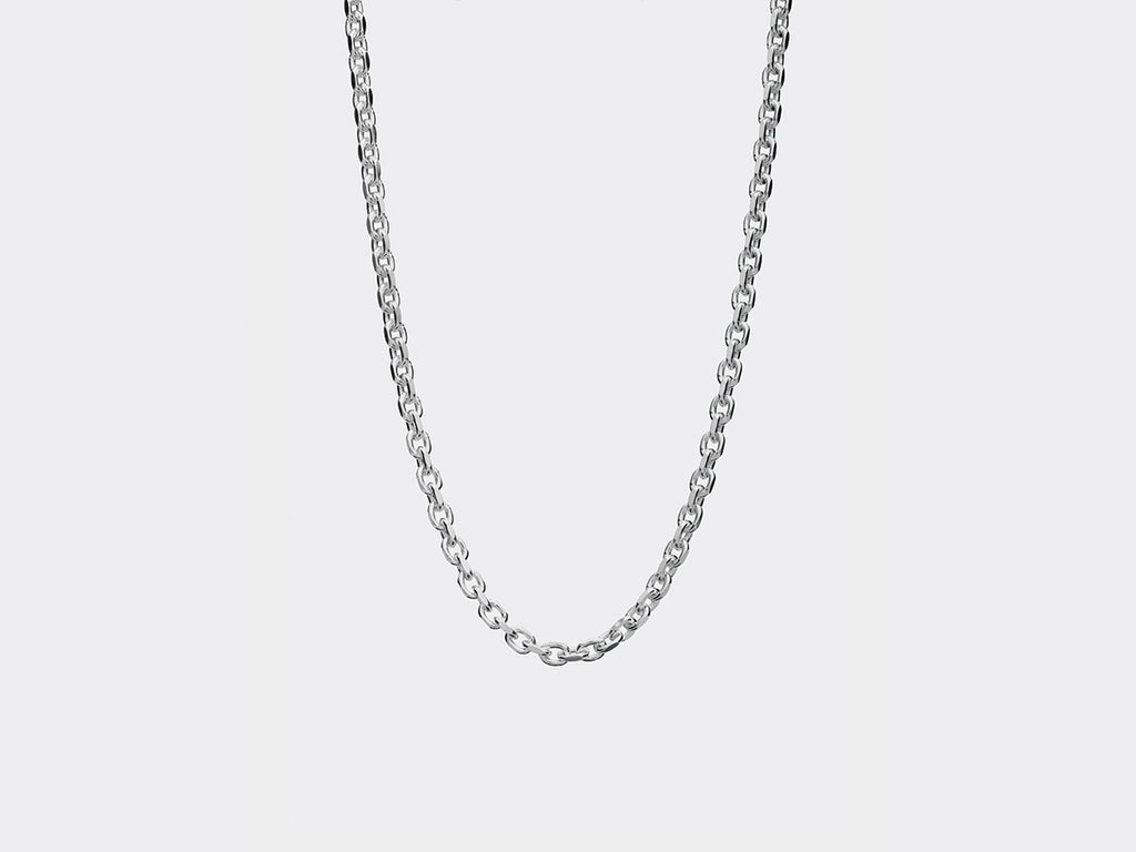 Fogh Necklace | Silver