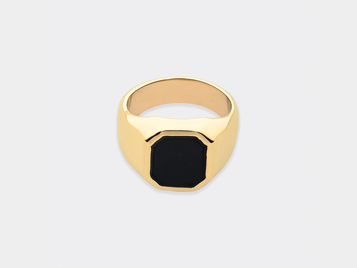 Heide Ring | Gold Plated