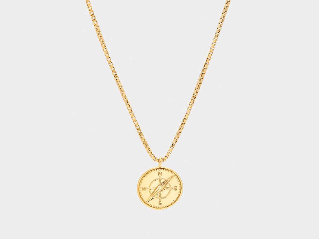 Monfort Necklace | Gold Plating
