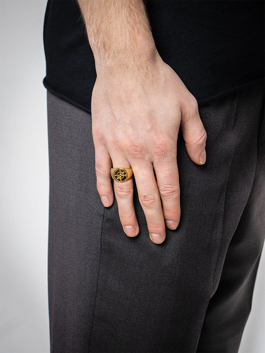 Mouritzen Ring | Gold Plating