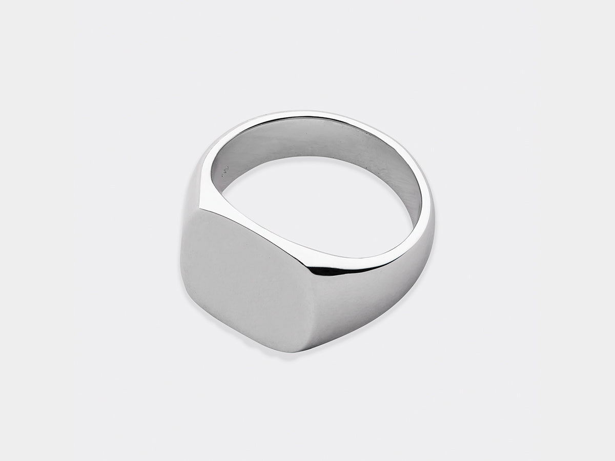 Palm Ring | Silver