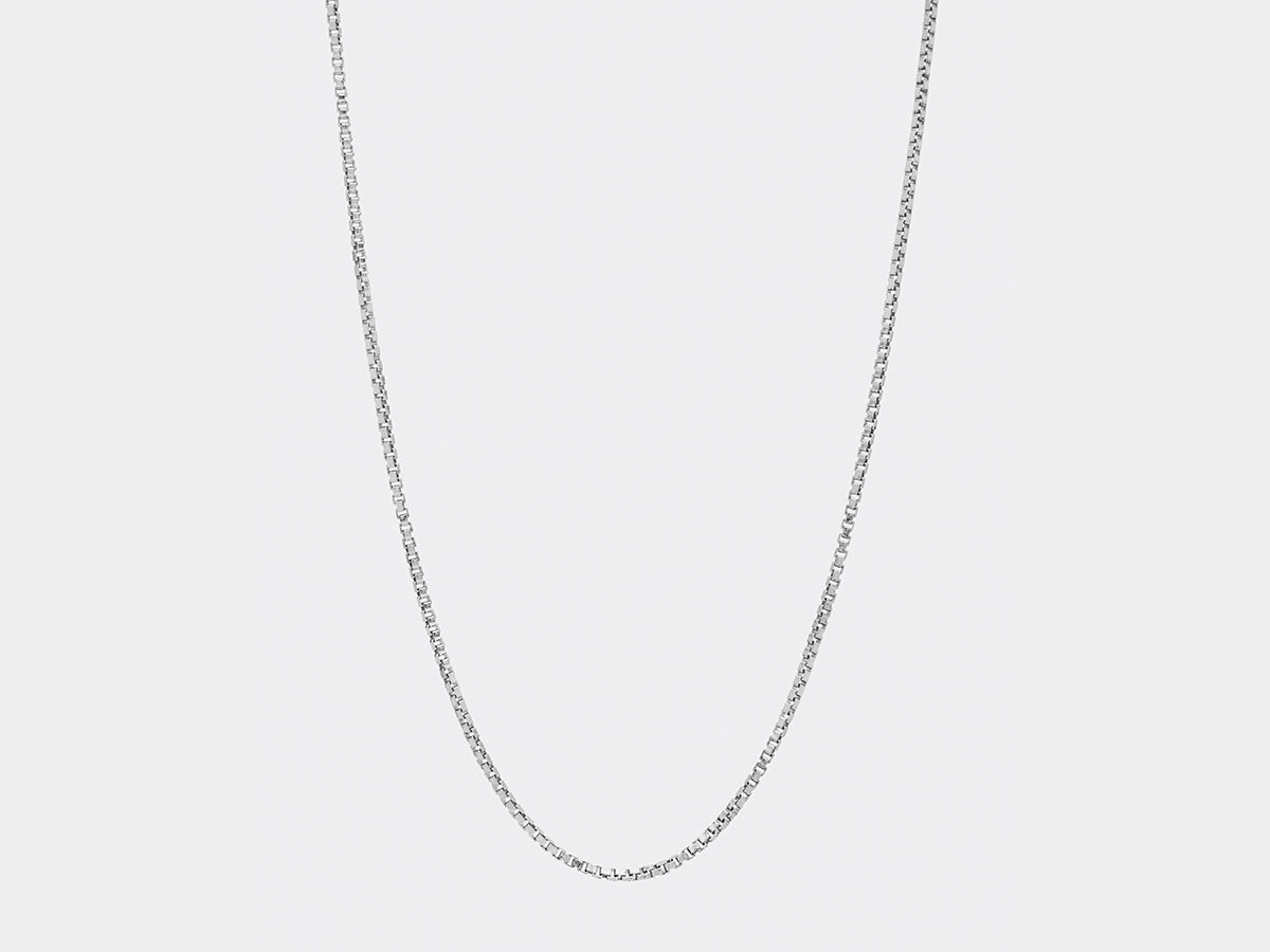 Smidt Necklace | Silver