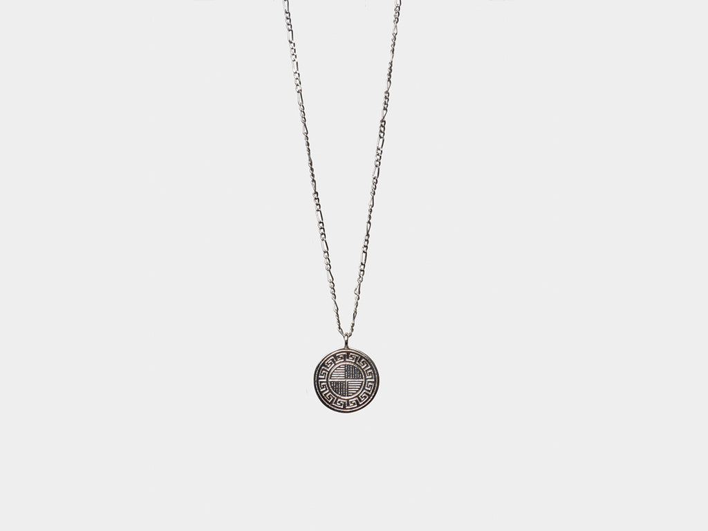 Spillemose Necklace | Silver