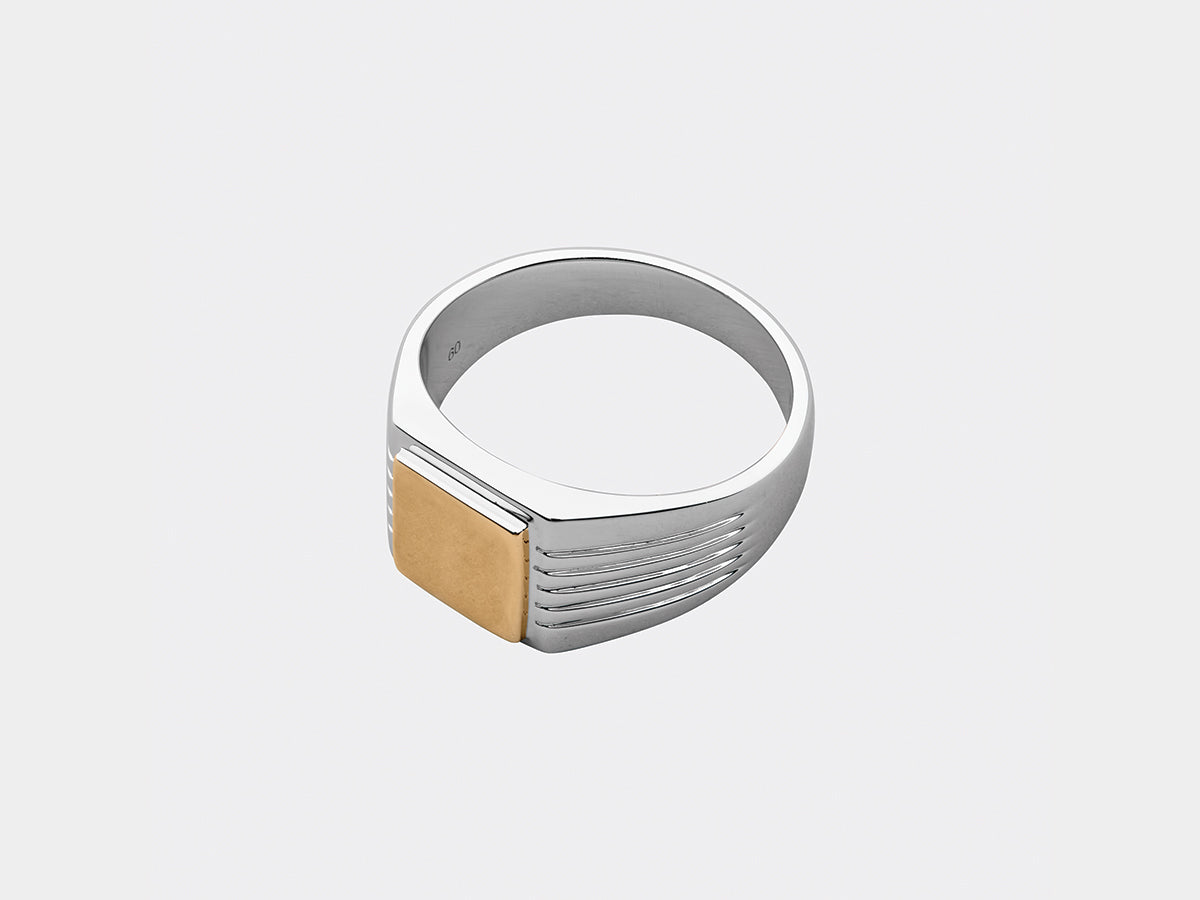 Winther Ring | Silver
