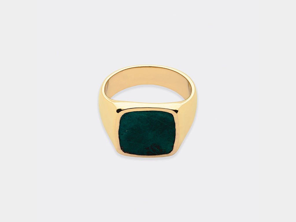 Witt Ring | Gold plated
