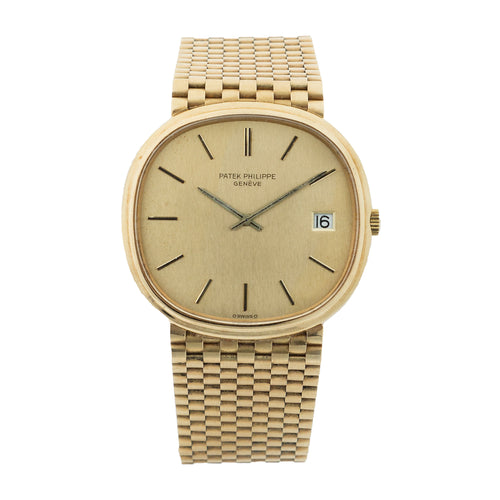 Reloj Golden Ellipse