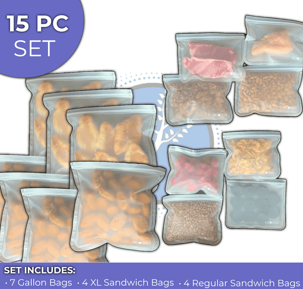 Bio-Zip™ Mixed Bundle - 10 Piece + 5 Piece
